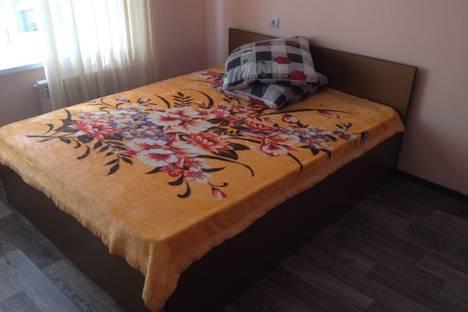 Сдается 1-комнатная квартира посуточно в Благовещенске, Красноармейская 82.