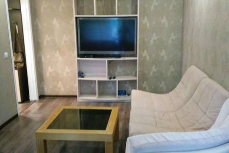 Сдается 2-комнатная квартира посуточно в Вологде, ул. Некрасова, 86.