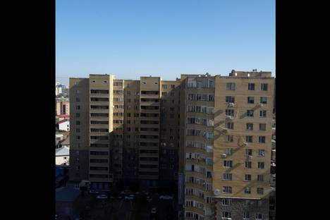 Сдается 1-комнатная квартира посуточно в Астане, Сатпаева 23.