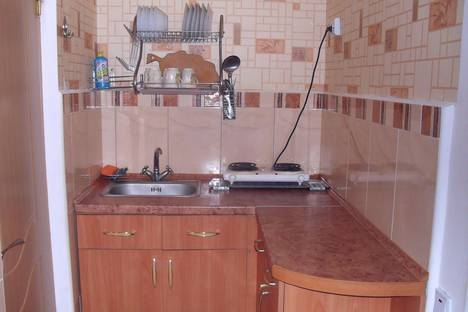 Сдается 2-комнатная квартира посуточно в Симеизе, Советская, 52.