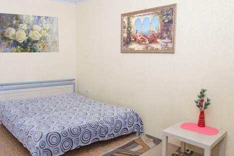 Сдается 1-комнатная квартира посуточно в Челябинске, ул. Кузнецова, 25.