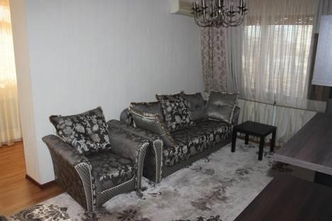 Сдается 1-комнатная квартира посуточнов Актау, 8 микрорайон 9 дом.