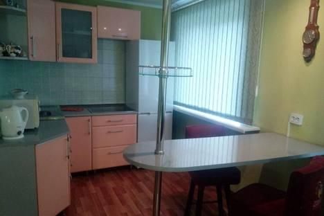 Сдается 1-комнатная квартира посуточнов Норильске, Ленинский проспект, 27.