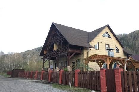 Сдается коттедж посуточно в Горно-Алтайске, ул. Садовая, 5.