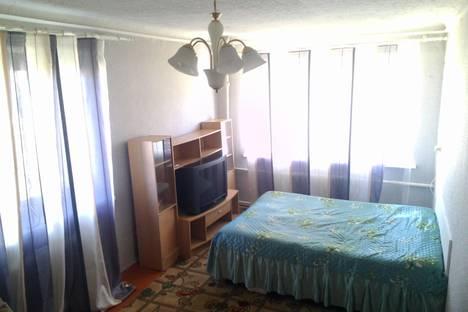 Сдается 1-комнатная квартира посуточно в Челябинске, Свердловский проспект, 71.