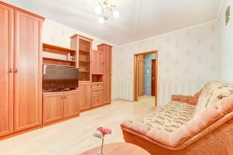 Сдается 1-комнатная квартира посуточно, Богатырский проспект, 27 к 3.