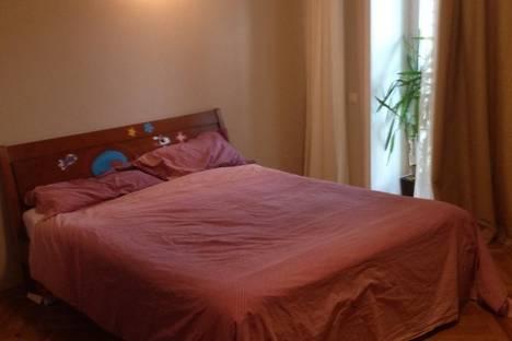 Сдается 2-комнатная квартира посуточно в Архангельске, ул. Садовая, 14 к.1.