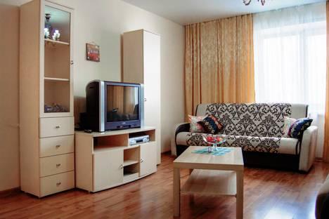 Сдается 3-комнатная квартира посуточно в Перми, ул. Рабоче-крестьянская, 6.