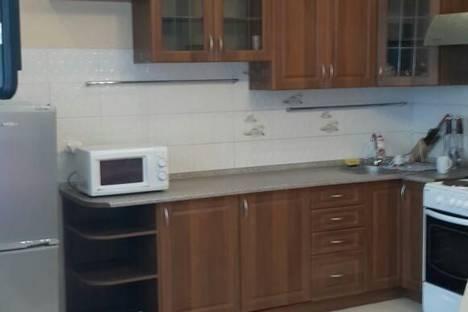 Сдается 1-комнатная квартира посуточно в Алматы, Нурызбаева 5- Тимирязива.