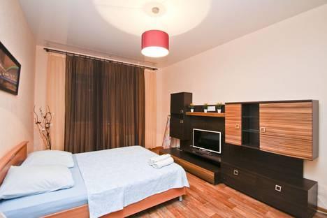 Сдается 1-комнатная квартира посуточно, Тюменский трак 6/1.