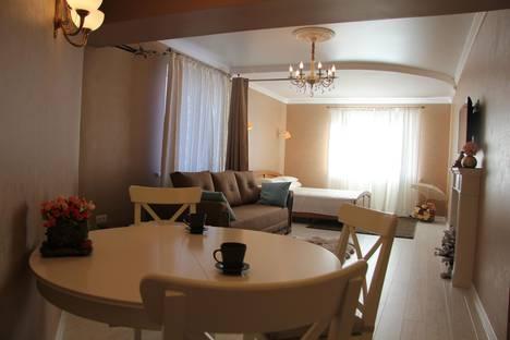 Сдается 1-комнатная квартира посуточнов Пятигорске, ул. Московская, 99.