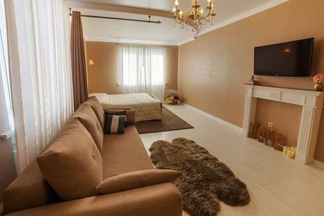 Сдается 1-комнатная квартира посуточно в Пятигорске, ул. Московская, 99.