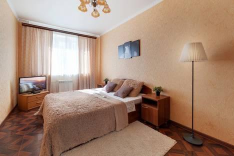 Сдается 1-комнатная квартира посуточно в Пятигорске, ул. Нежнова 21/4.