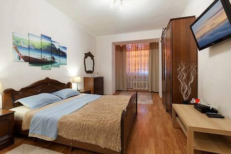 Сдается 1-комнатная квартира посуточно в Пятигорске, ул. Нежнова 21/3.