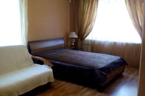 Сдается 1-комнатная квартира посуточнов Братске, ул.Кирова, 27.