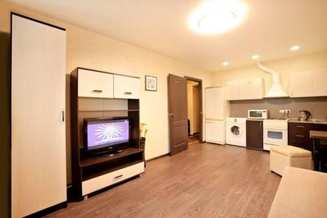 Сдается 2-комнатная квартира посуточно во Владивостоке, ул. Военное шоссе, 31.