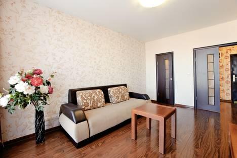 Сдается 1-комнатная квартира посуточново Владивостоке, ул. Южно-Уральская, 10а.