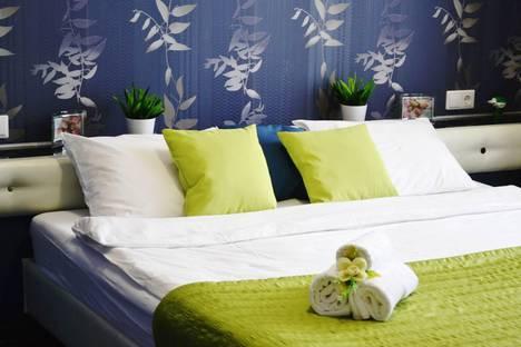 Сдается 2-комнатная квартира посуточно в Уфе, ул. Белоозерская, 76.