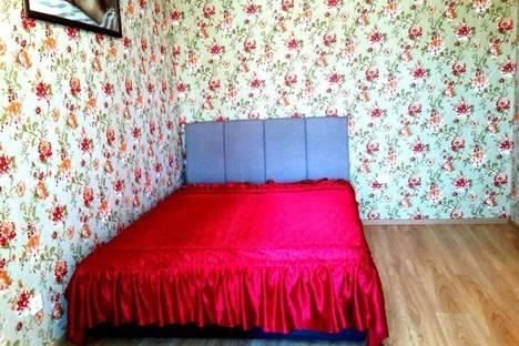 Сдается 1-комнатная квартира посуточнов Тюмени, ул. Харьковская, 56.