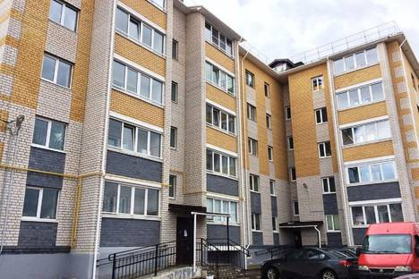 Сдается 1-комнатная квартира посуточно в Костроме, Красноармейская д 75.