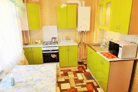 Сдается 2-комнатная квартира посуточно в Костроме, Машиностроителей д. 35.