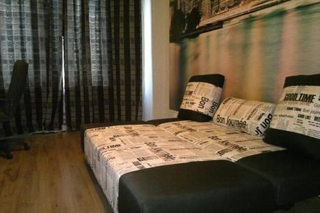 Сдается 1-комнатная квартира посуточно в Белгороде, ул. Лермонтова, 33А.