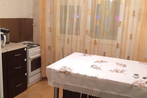 Сдается 2-комнатная квартира посуточно в Салехарде, ул. Чубынина, 25.