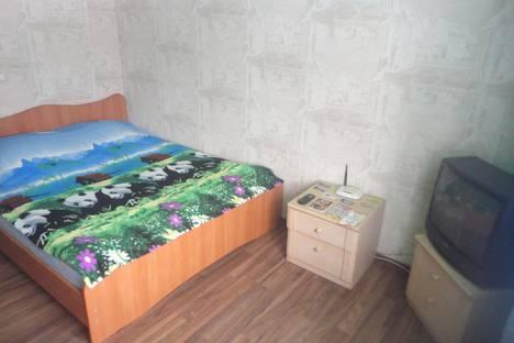 Сдается 1-комнатная квартира посуточно в Чайковском, ул. Кабалевского , 24.