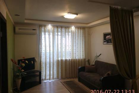 Сдается 1-комнатная квартира посуточнов Мариуполе, Ул.Кронштадтская,1.