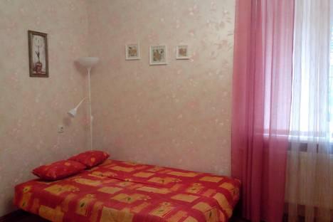 Сдается 2-комнатная квартира посуточно в Нижнем Новгороде, Казанское шоссе 5.