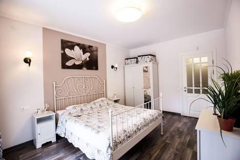 Сдается 2-комнатная квартира посуточно в Светлогорске, ул. Аптечная, 1.