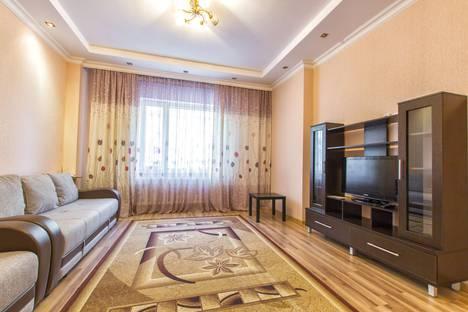 Сдается 2-комнатная квартира посуточно в Астане, ул.Сауран д.3/1.
