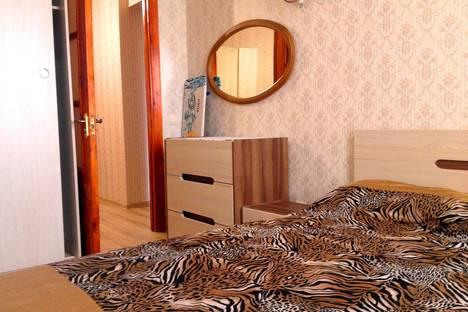 Сдается 2-комнатная квартира посуточно в Астане, ул.Абая д.42А.