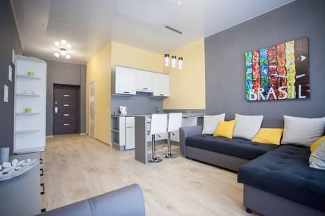 Сдается 1-комнатная квартира посуточнов Светлогорске, ул. Верещагина, 12.