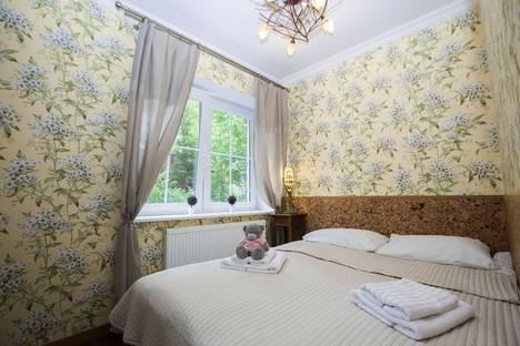 Сдается 1-комнатная квартира посуточно в Светлогорске, ул. Аптечная, 1.