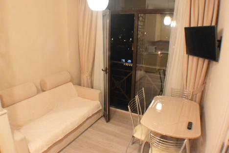 Сдается 2-комнатная квартира посуточнов Адлере, ул. Кирова, 28А.