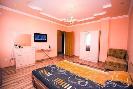 Сдается 1-комнатная квартира посуточно в Астане, ЖК Тумар, ул.Туркестан д.4А.