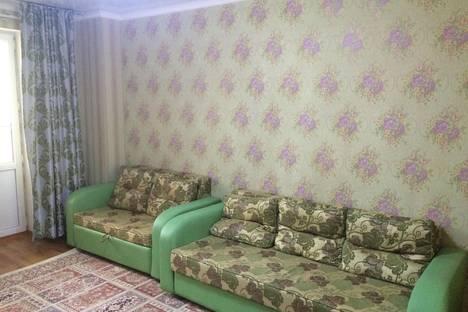 Сдается 1-комнатная квартира посуточно в Нур-Султане (Астане), улица Орынбор дом 19.