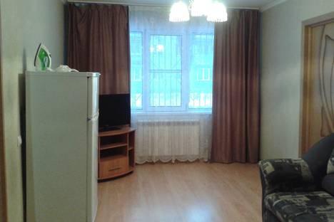 Сдается 1-комнатная квартира посуточнов Барнауле, ул. Молодежная, 46.