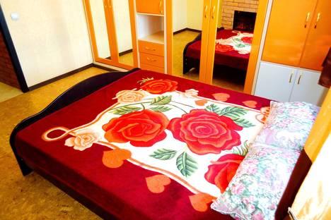 Сдается 2-комнатная квартира посуточно в Чите, ул. Угданская, 40.