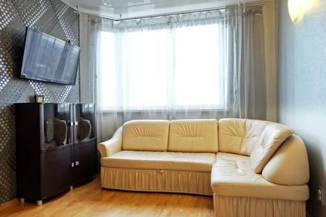 Сдается 2-комнатная квартира посуточно в Туле, проспект Ленина 112.