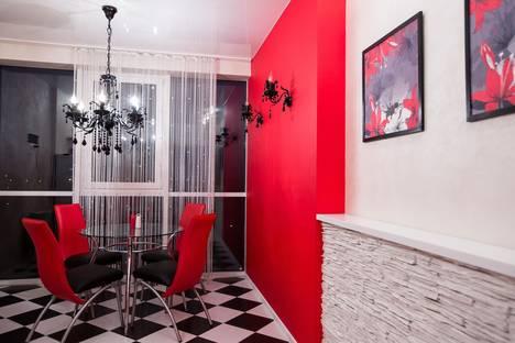 Сдается 2-комнатная квартира посуточнов Воронеже, Кольцовская 9а.