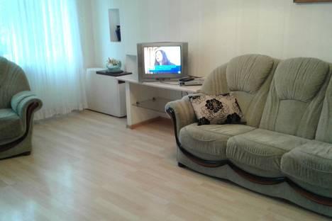 Сдается 3-комнатная квартира посуточно в Витебске, фрунзе 76.
