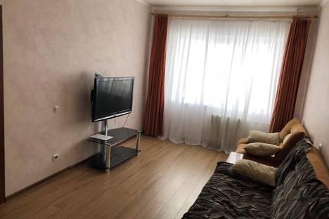 Сдается 3-комнатная квартира посуточно, Олимпийская, д. 75.