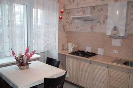 Сдается 1-комнатная квартира посуточно в Ростове, пер. Перовский, 18.
