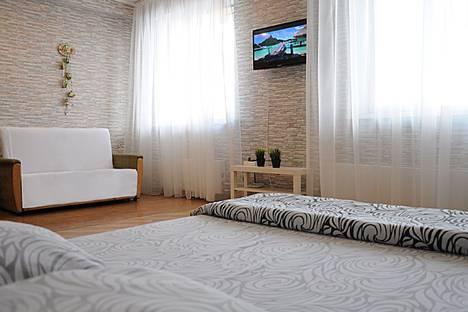 Сдается 1-комнатная квартира посуточно в Улан-Удэ, ул. Смолина, 54а.