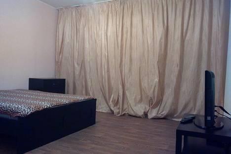 Сдается 1-комнатная квартира посуточнов Казани, Чистопольская улица, 84.