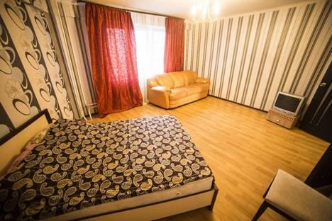 Сдается 1-комнатная квартира посуточнов Екатеринбурге, ул. Военная, 1а.