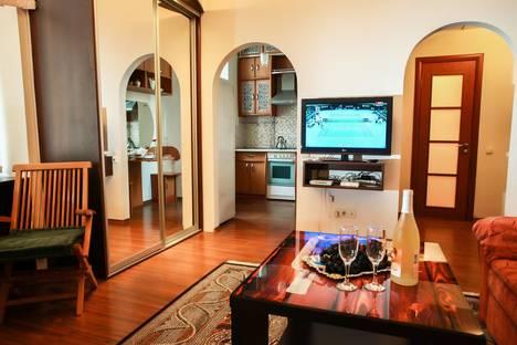 Сдается 1-комнатная квартира посуточно в Могилёве, Ленинская 28.