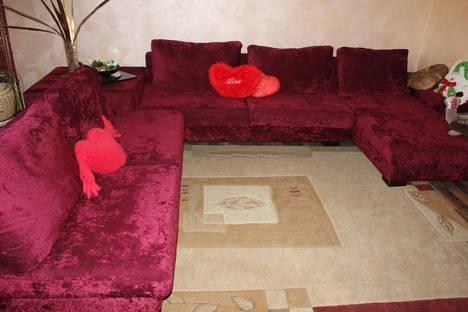 Сдается 3-комнатная квартира посуточнов Омске, ул. Богдана Хмельницкого, 44.